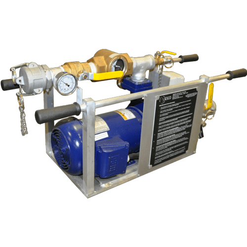 Oil Booster Pumps